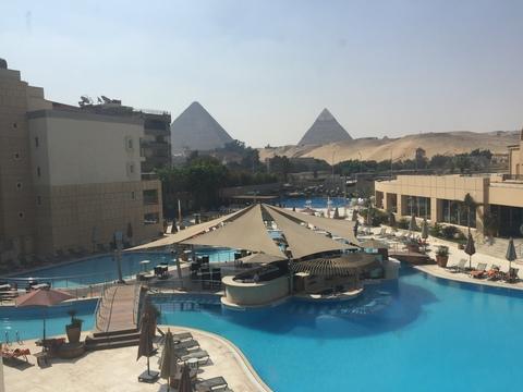 Nice Hotel near the Pyramids of giza