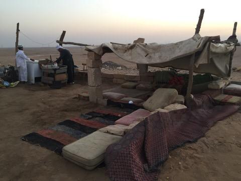 Bedouin Camp Giza Egypt