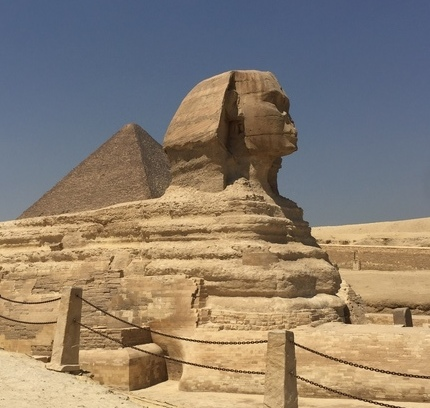 Pyramids of Giza &, Sphinx & Museum of Mummies Etc…..