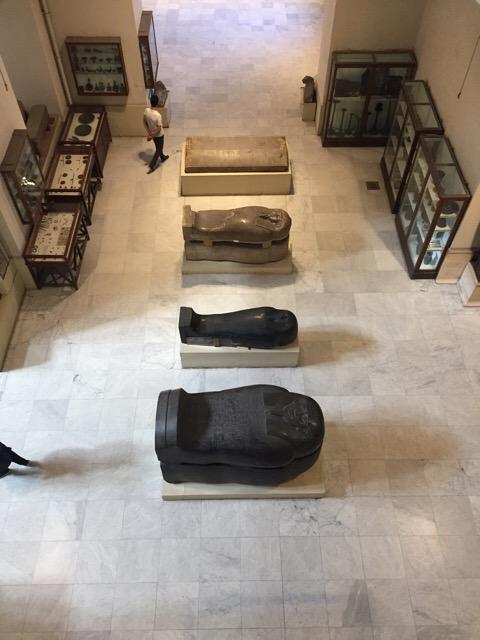 coffin room